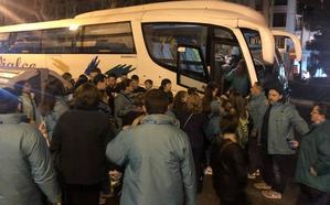 La noche de los autobuses
