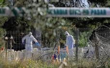 Servicios Sociales y Policía Local acudieron dos días esta semana a la casa de los niños asesinados en Godella
