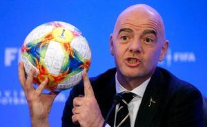 FIFA propone un Mundial de 48 países en Catar y quiere un Mundialito cada 4 años de 24 equipos