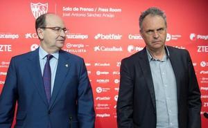 Caparrós releva a Machín como entrenador del Sevilla