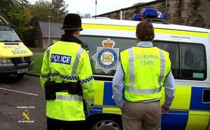 La Guardia Civil ayuda a la Policía británica en la búsqueda de un niño y su padre