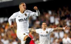 El Barcelona pone el foco en Rodrigo como futuro refuerzo