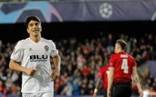 Los valencianistas Carlos Soler, Manu Vallejo y Jorge Sáenz, convocados con la sub-21