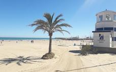 La ocupación turística en la playa supera el 80% hasta el martes 19