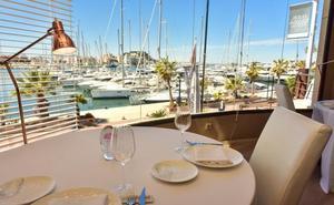 El Mediterráneo como despensa en el restaurante Agua de Mar
