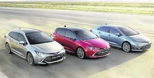 Toyota Corolla: La nueva familia híbrida