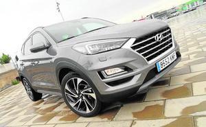 Hyundai Tucson: Ahora, con etiqueta 'eco'