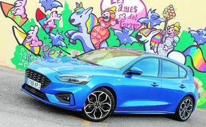Ford Focus: En el centro de la diana