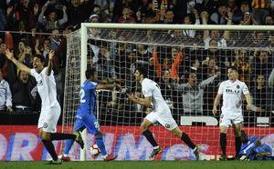 VÍDEO | El gol que anula el VAR a Guedes