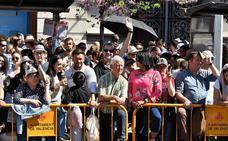 Fallas 2019: Búscate en la mascletà del domingo, 17 de marzo