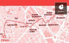 Marcha cívica, mascletà y paella gigante para celebrar el Centenario del Valencia CF