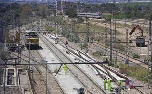 Un informe europeo refleja que el corredor reducirá un 30% los tiempos de viaje en tren