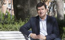 Fernando Giner: «¿Hablar con Vox? No tengo reparos, pero hay valores sociales que deben respetarse»