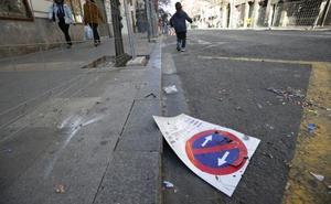 Uno de los heridos en una mascletà en Valencia sigue ingresado en La Fe «estable dentro de la gravedad»