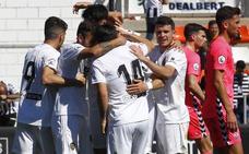 El Mestalla deja escapar una oportunidad de oro