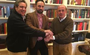 Vox ficha a Gil Lázaro para encabezar las elecciones generales por Valencia