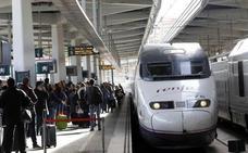 Una avería en Atocha retrasa trenes AVE a Valencia al menos una hora