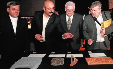 Los tesoros del imperio persa conquistan el MARQ