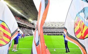 El Valencia cumple cien años