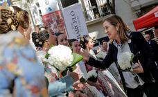 Fotos de los famosos en las Fallas de Valencia 2019