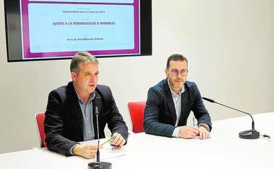 Hasta 200.000 euros de ayudas para viviendas