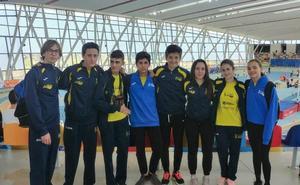 El atleta Jordi Miret roza el podio en altura en el Nacional cadete disputado en Sabadell