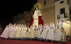 L'Horta se rinde a la Virgen