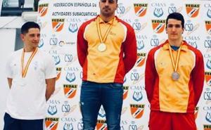 El valenciano Edu Blasco, oro en 50 bialetas