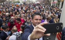 Juan Sánchez: «Es un honor estar con la gente que tanto nos dio»