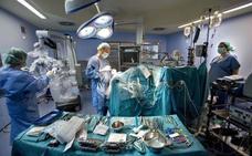 El Hospital de la Ribera superó los 30 órganos y tejidos donados en 2018