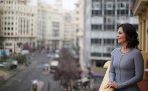 Laura Segura: «Mi padre me quería regalar una muñeca y yo le pedí un pase del Valencia»