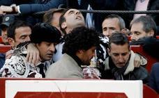 Enrique Ponce, intervenido en Madrid de su grave lesión de rodilla