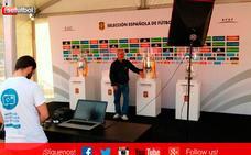 La Fan Zone del España - Noruega en Valencia: horarios y dónde ver las Copas del Mundial y las Eurocopas