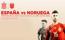 Precio de las entradas del España-Noruega en Valencia: las más caras, 60 euros
