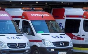 Una joven herida en un acciddente entre un coche y un camión en Castellón