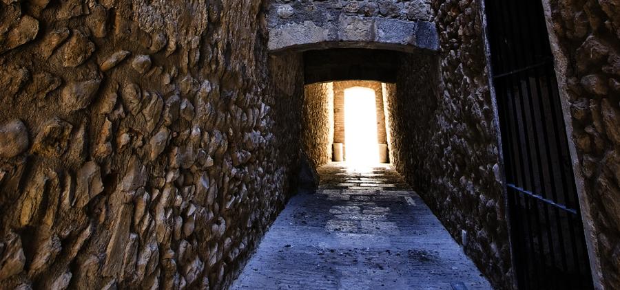 Las mazmorras medievales que encerraron al demonio en la Comunitat