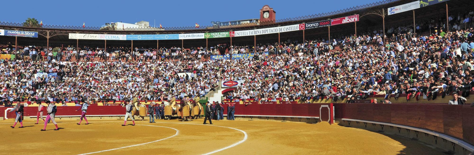 Cartel de toros de la Magdalena 2019 en Castellón