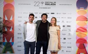 La valenciana 'La banda' se luce en el Festival de Málaga