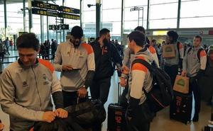El Valencia Basket se entrena en Kazán sin Sastre