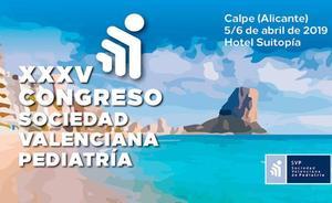 Los pediatras valencianos se reunirán en Calp el 5 y 6 de abril para hablar sobre las últimas novedades de la especialidad