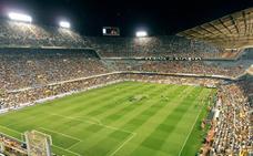 Las 30 leyendas del Valencia CF que se enfrentarán a los mitos de la Selección Española