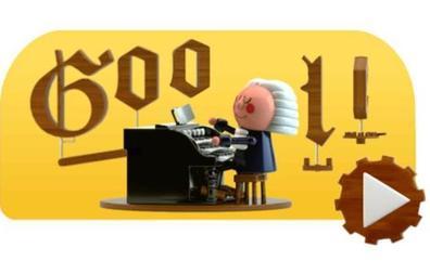 Los otros Doodle de Google de hoy: hay vida después de Bach