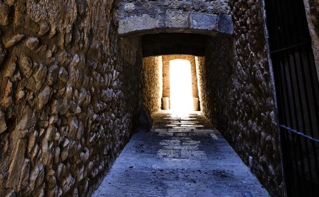 Resultado de imagen de Callejón de los Judíossan mateu castellón