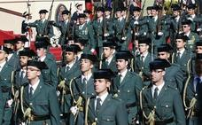 La Guardia Civil premia a Susanna Griso y Jacob Petrus