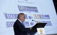 La Feria cifra en 1.201 millones su aportación a la Comunitat en vísperas de buscar socios