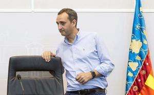 El PPCV insta a César Sánchez a elegir entre el Congreso y la Diputación