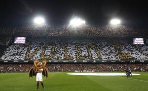 El Valencia CF tiene la intención de abrir Mestalla para ver la final de la Copa del Rey