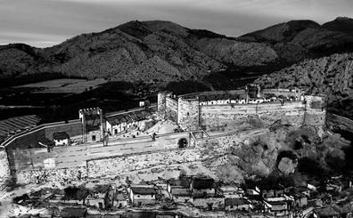 El Castell Vell, entre una fortaleza islámica y el castillo de El Cid