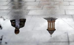 El fin de semana dejará cielos nubosos y lluvias débiles en Valencia