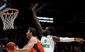 El Valencia Basket jugará la final de la Eurocopa